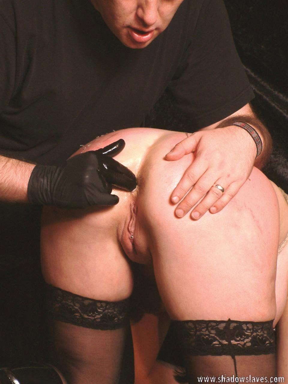 Amateur Solo Anal Fisting